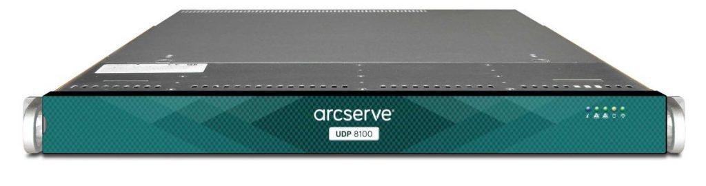 Appliance Arcserve Serie 8000