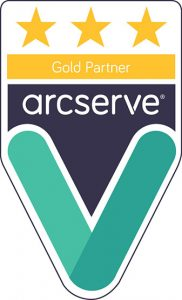 Valora Data empresa Gold Partner certificado Arcserve UDP España