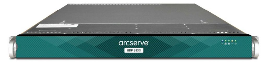Appliance Arcserve Serie 8000